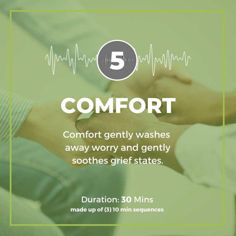 comfort program huso