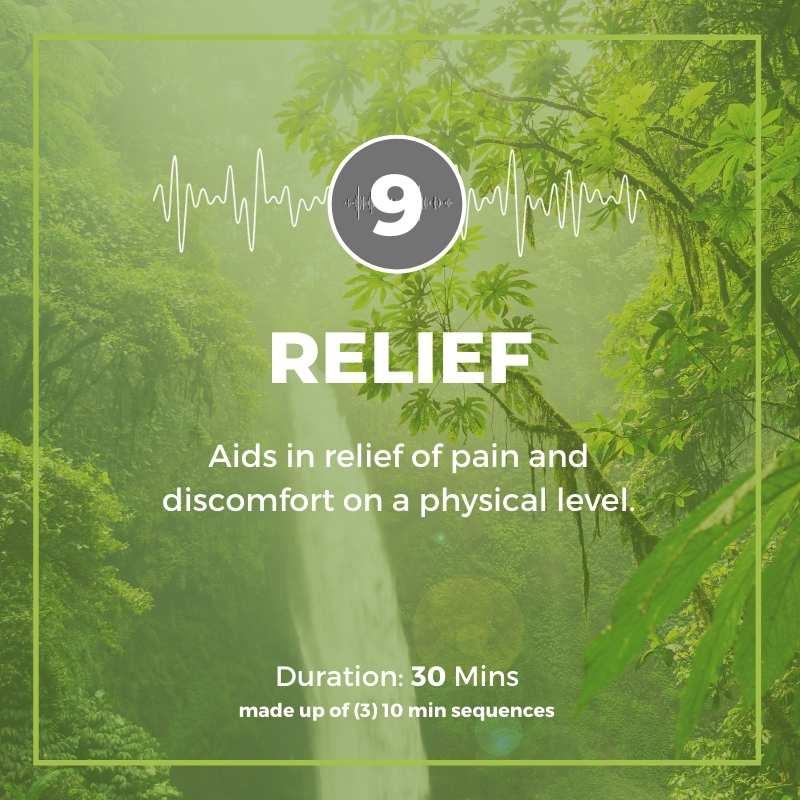 relief program huso