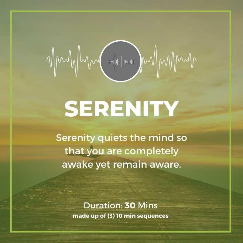 serenity program