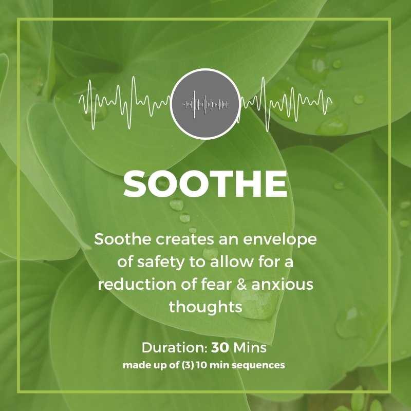 soothe program