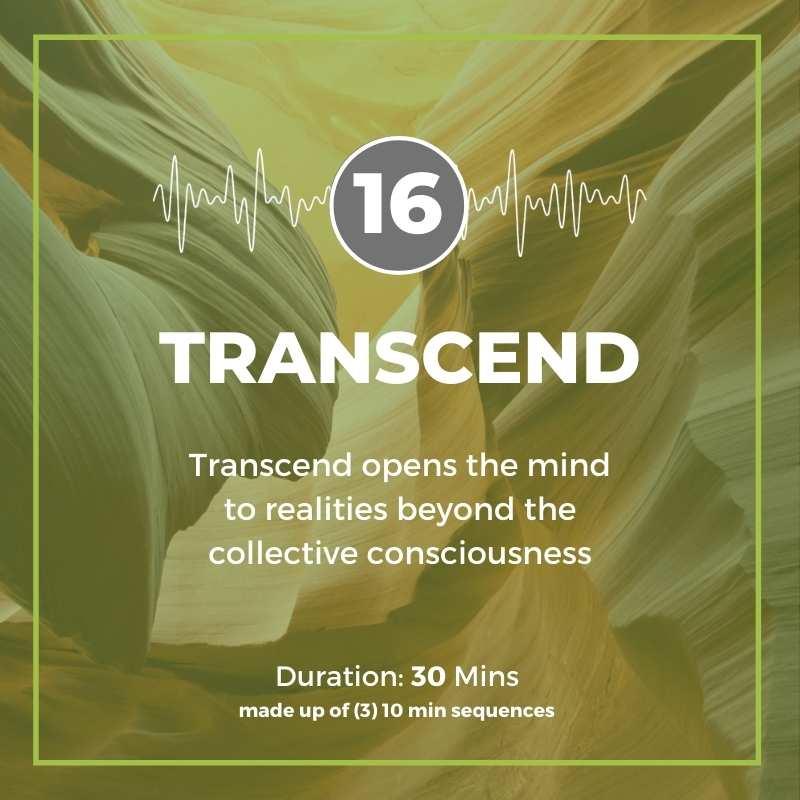 transcend HUSO program