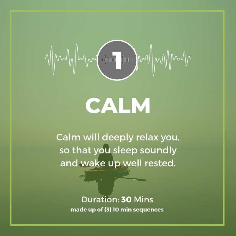 calm program HUSO