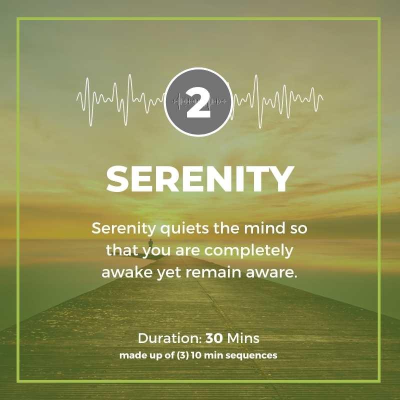 serenity program HUSO