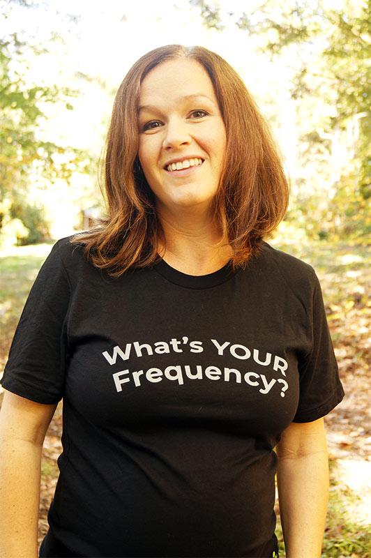 HUSO frequency t-shirt