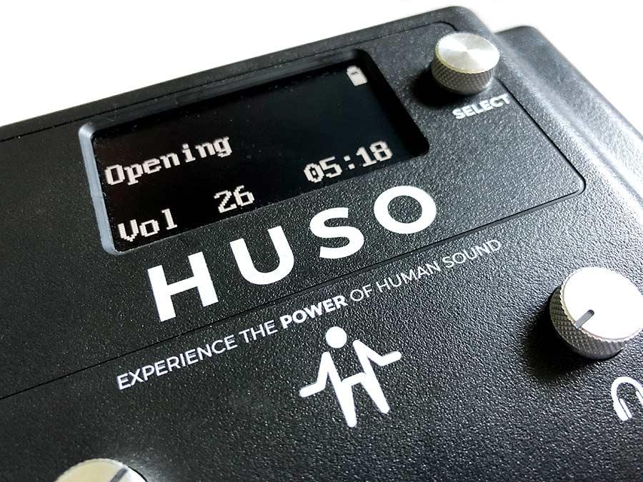 HUSO opening program